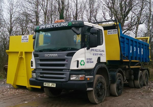 JPR Recycling Skip Hire and Waste Management