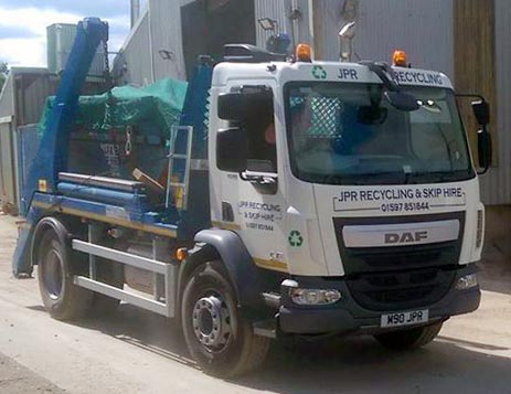 Skip Hire and Waste Management